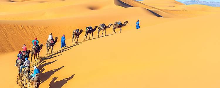 Escapada para dormir bajo las estrellas del desierto