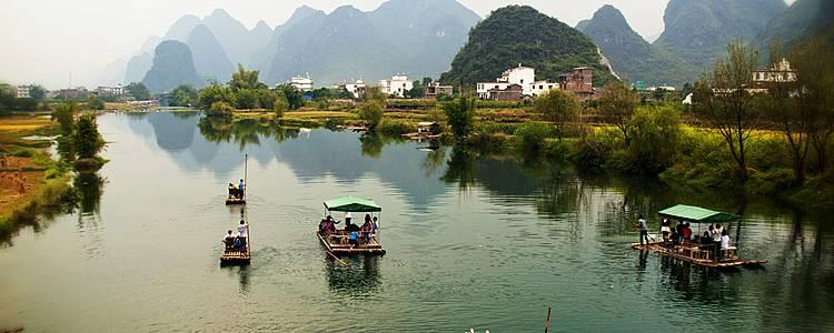 Guangxi Clásico: Guilin y el río Li