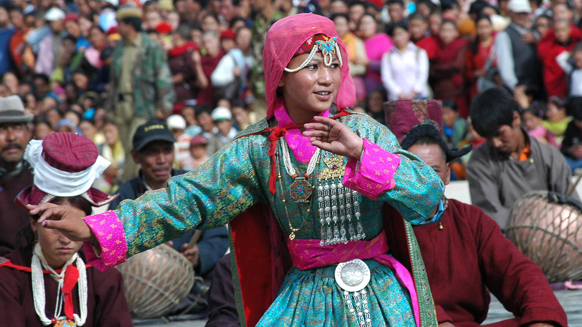 Festival nel Ladakh (Settembre)