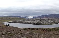Montagnes, déserts et rivières