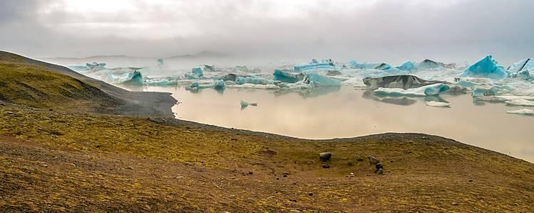 Entre glaciers et volcans, en guesthouse