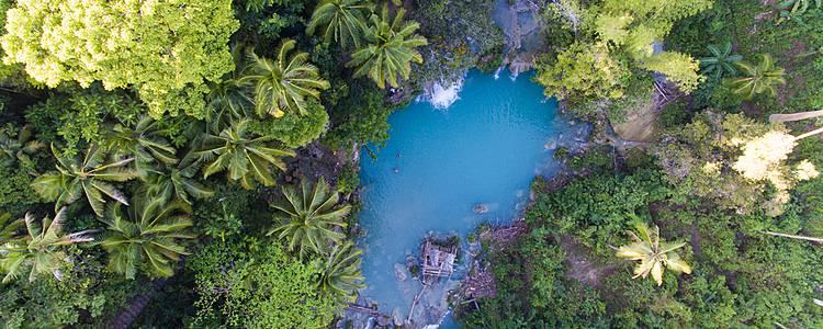 Entspannung auf den Visayas
