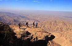 Randonnée Galilée, désert de Judée et du Néguev, Jérusalem et Tel-Aviv