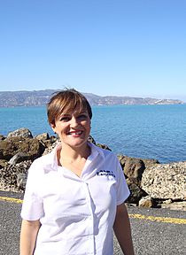 Il tour operator locale di Cristina