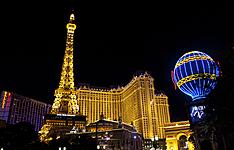Las Vegas, la ville des lumières