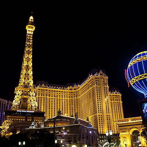 Las Vegas, la ville des lumières - Las Vegas -