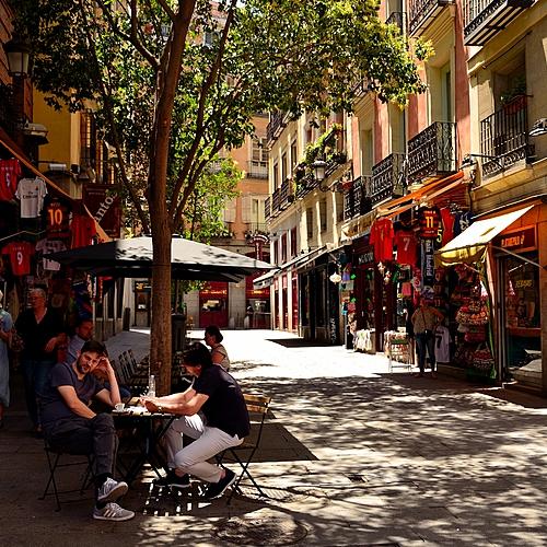 Une semaine à Madrid ! - Madrid -
