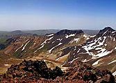 Trek du Mont Aragats, point culminant
