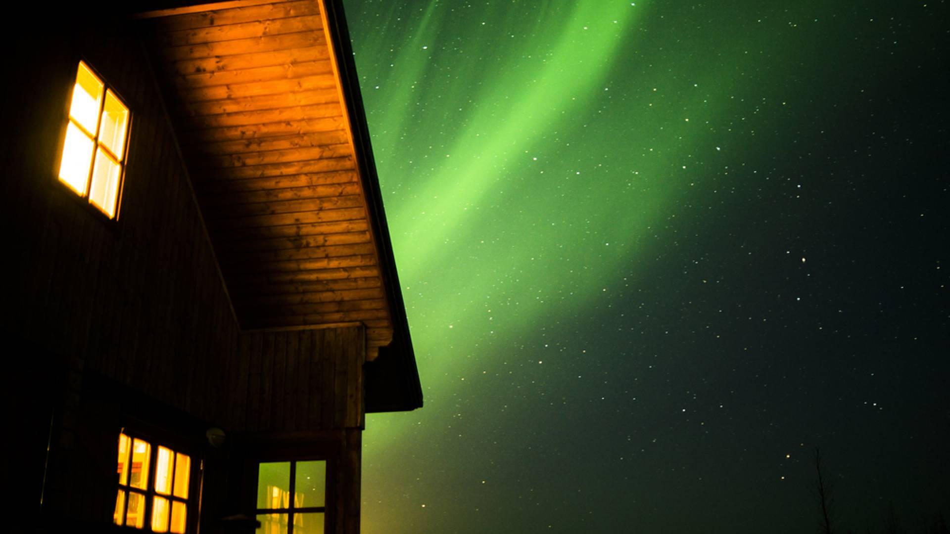 Kurztrip zur Wunderwelt der Nordlichter