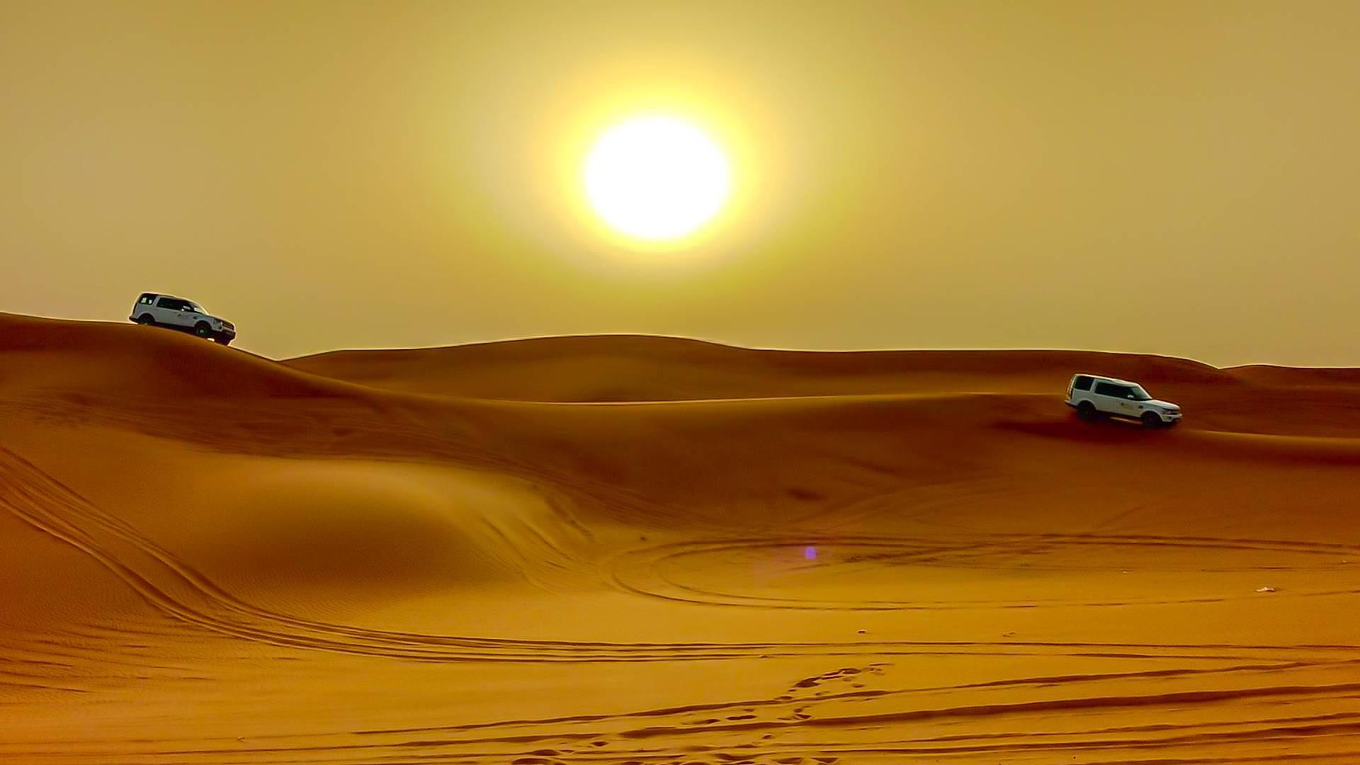 Emirati arabi al completo