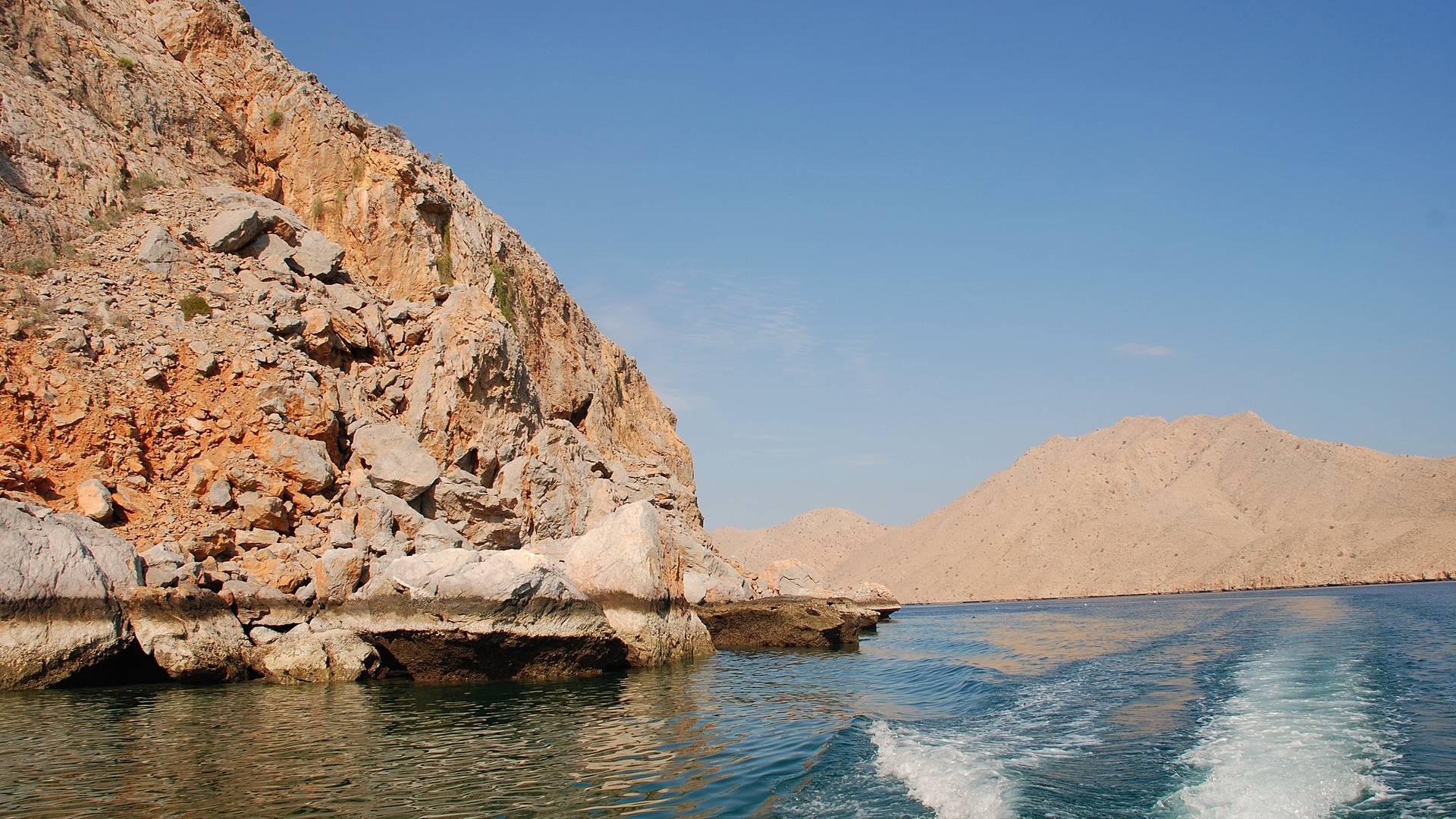 Emirati Arabi con un tocco di Oman