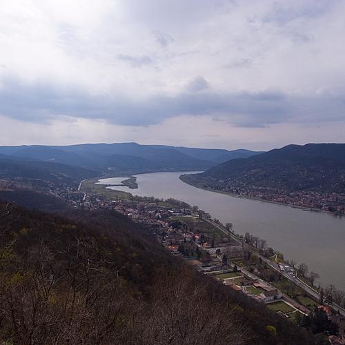 L'automne à Visegrad - Visegràd -