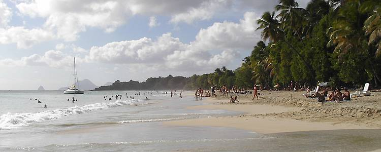 Erleben Sie das romantische Martinique zu Zweit!