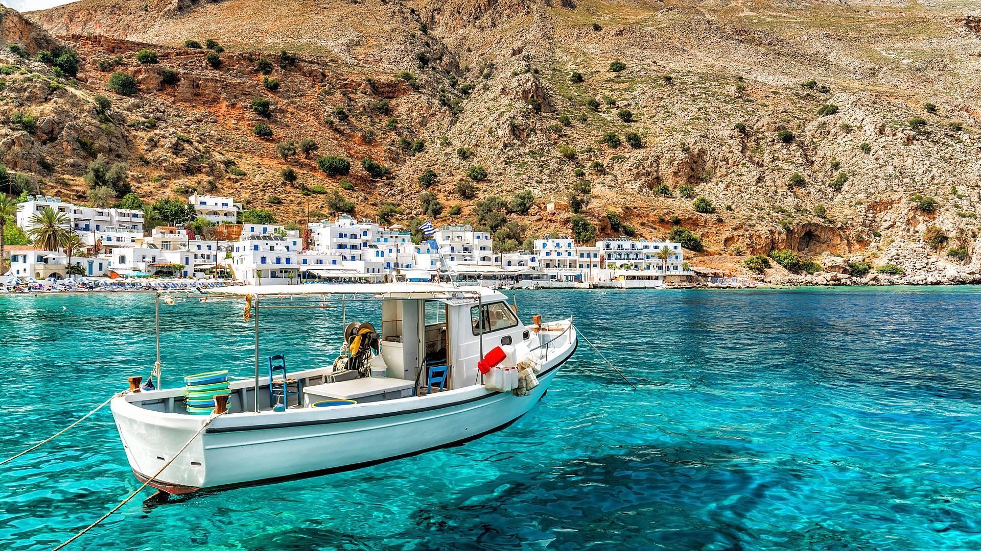 Le spiagge esotiche del Mar Libico