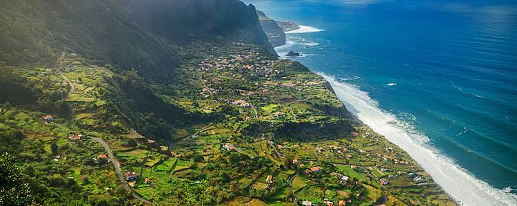 Dal mare alla montagna, il meglio dell'isola di Madeira