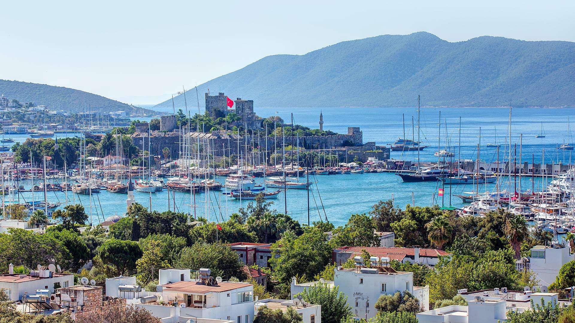 Istanbul e relax nel Mar Egeo