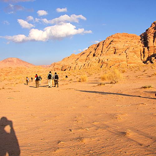 Randonnées entre Dana, Petra et le Wadi Rum - Amman - sur-mesure - circuit - evaneos