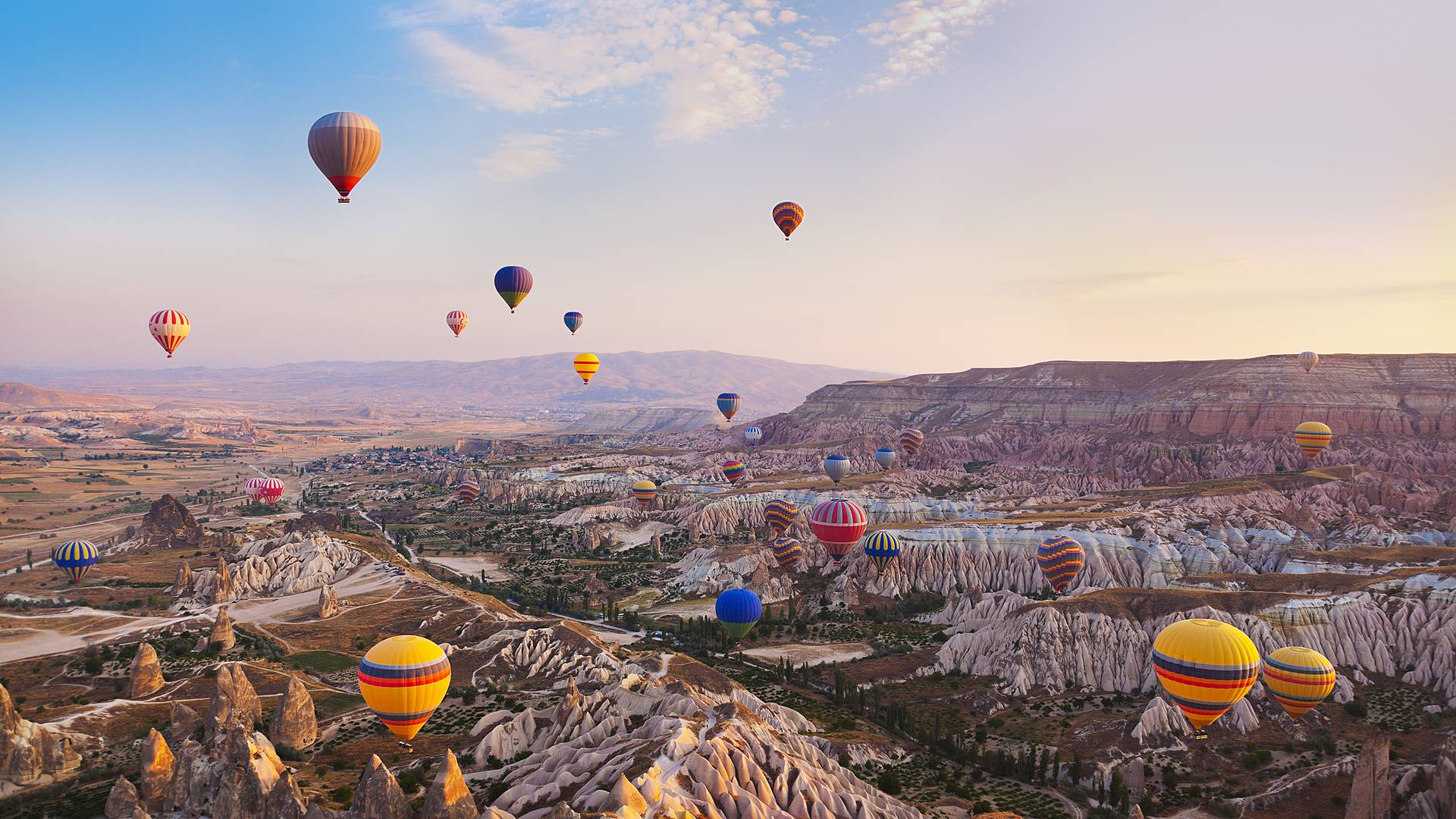 Tour completo della Cappadocia