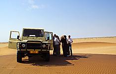 Evasion guidée du Namib au Botswana