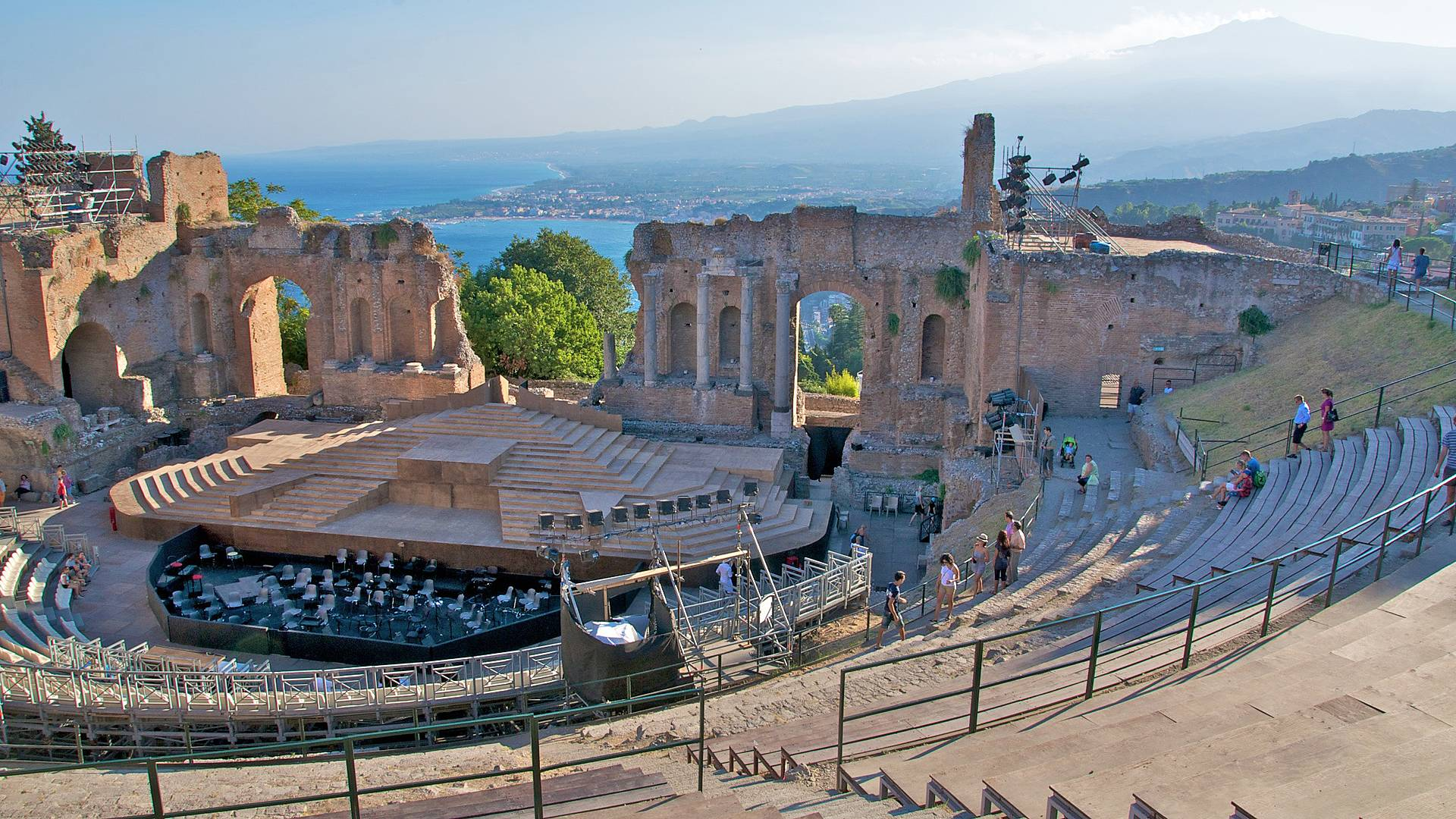Scopri la Sicilia da Catania a Palermo