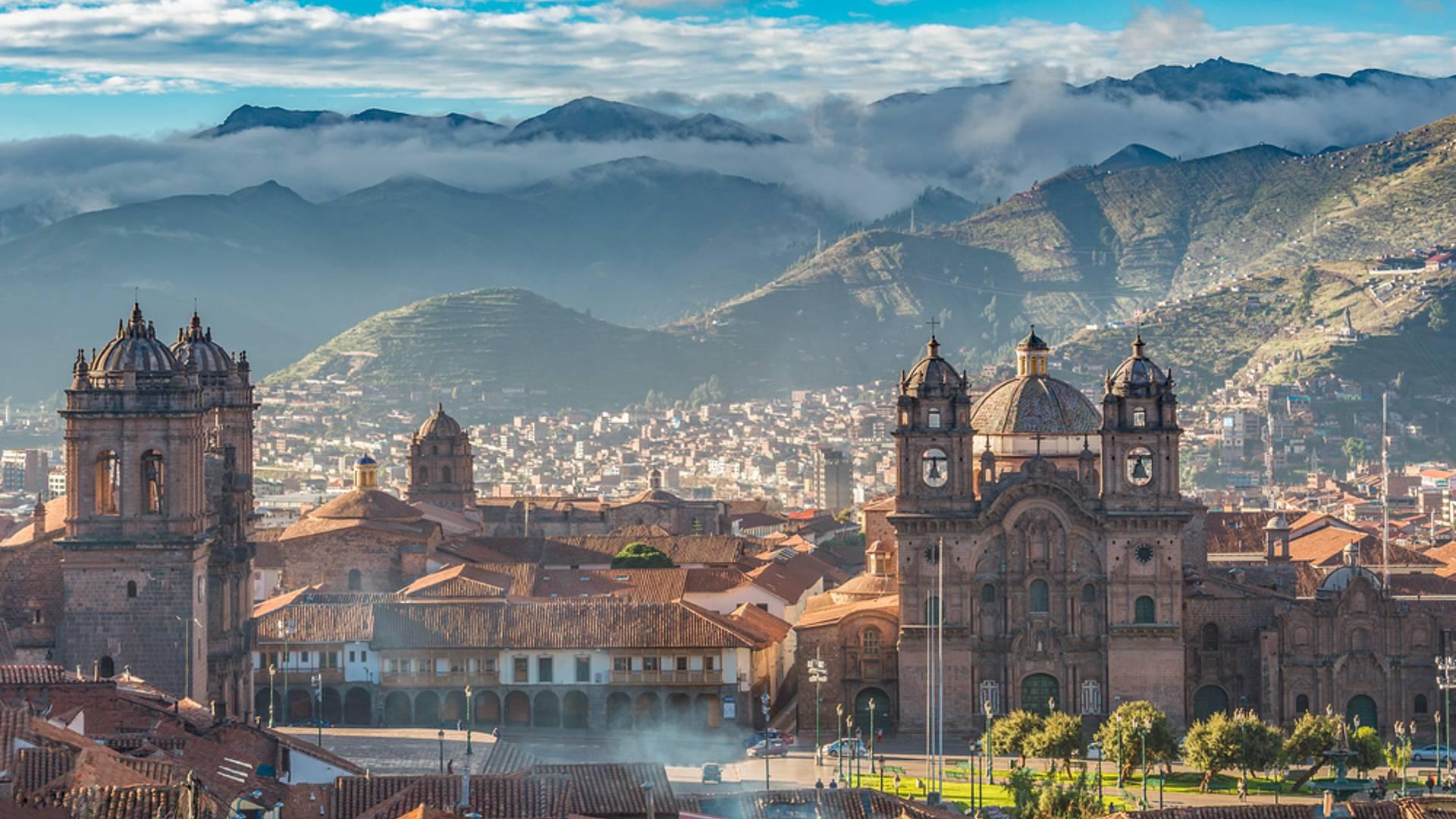 Höhepunkte der Anden und mystischer Amazonas