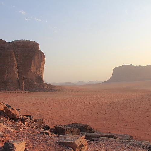 Le désert magique du Wadi Rum et Petra - Amman - sur-mesure - circuit - evaneos