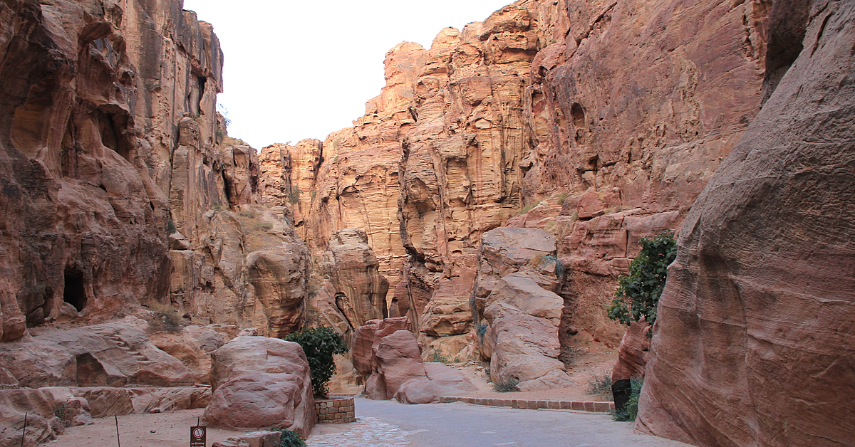 Voyage à pied : Le plus beau de la Jordanie en randonnée
