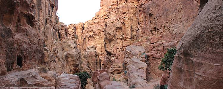 Le plus beau de la Jordanie en randonnée