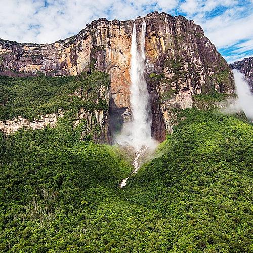 Au coeur de Venezuela - Caracas -