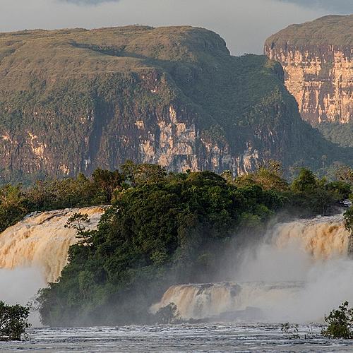 Découverte du Salto Angel à L'Orénoque - Puerto Ordaz -