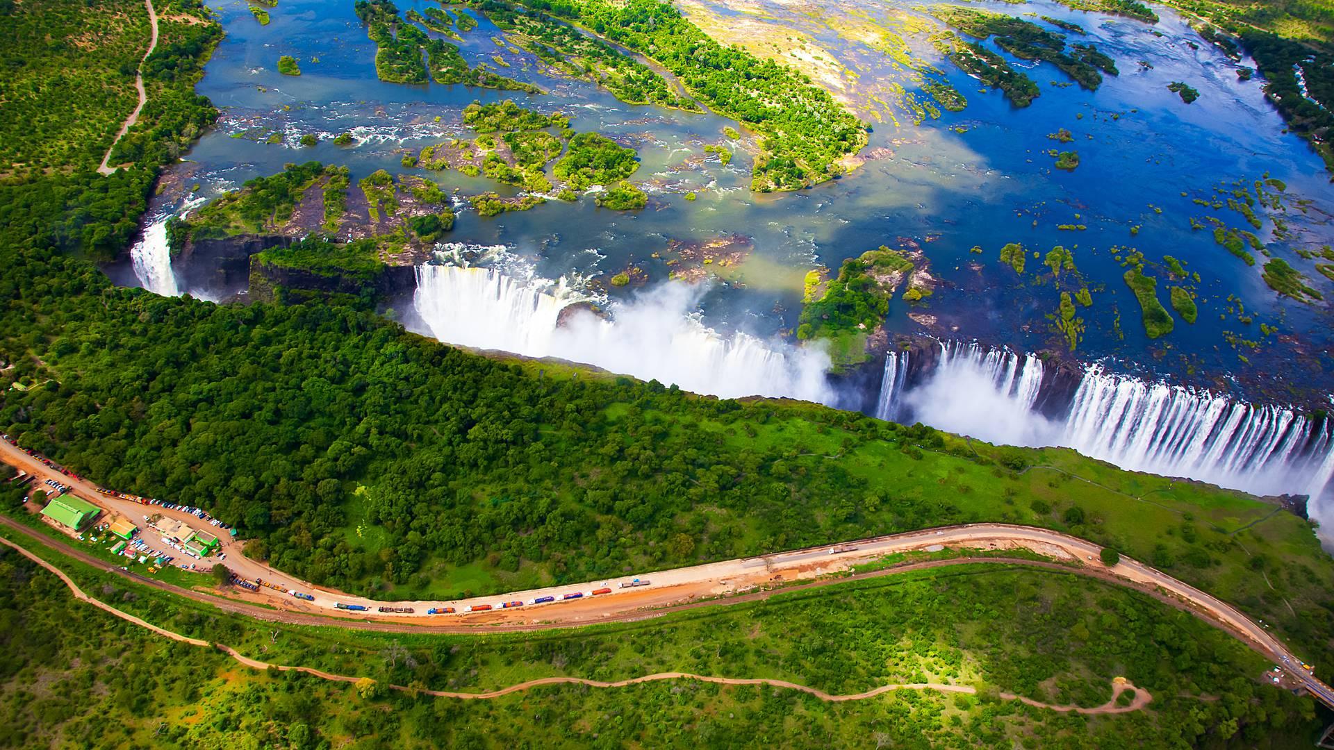 Kruger, Ciudad del Cabo y las majestuosas Cataratas Victoria