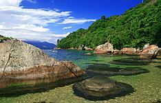 Découverte de Rio à Ilha Grande.