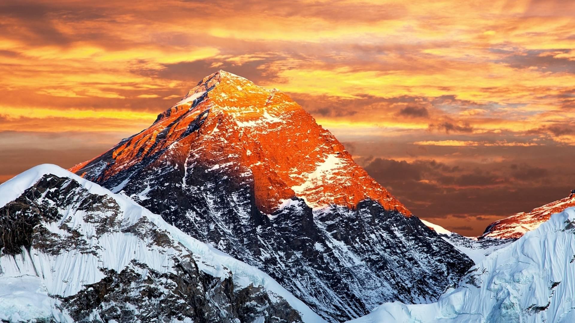 Kurztrip mit Frühstück am Mount Everest