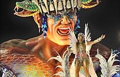 carnaval à Rio - Iguaçu- Salvador - Paraty