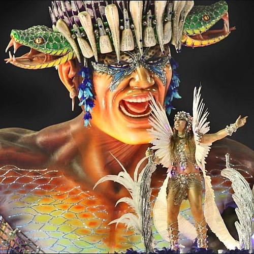 Le carnaval 2020 de Rio, Bahia, Iguaçu et Paraty en groupe -