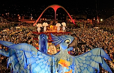 Carnaval à Rio - Iguaçu - Paraty