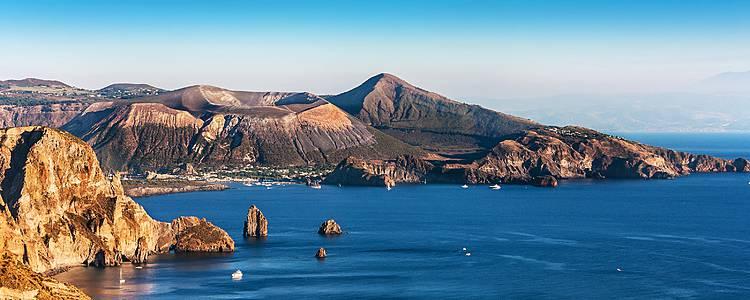 Le più belle città della Sicilia occidentale e Isole Eolie