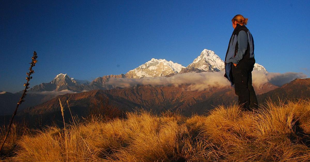 Voyage à thème : Trek et Yoga aux Annapurna du 1er au 14 avril 2018