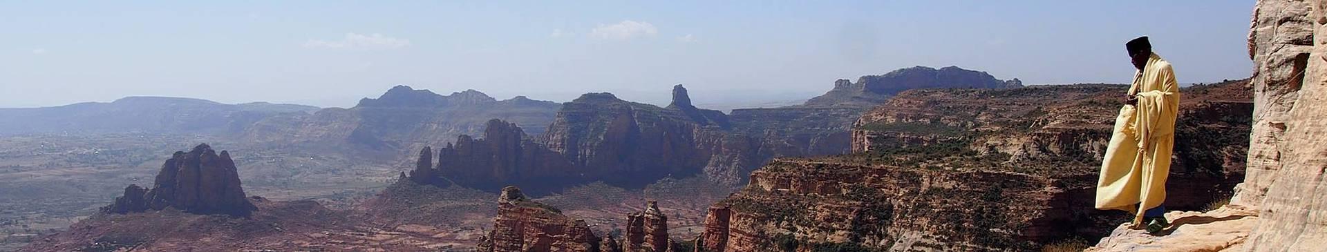 Naturreisen Äthiopien