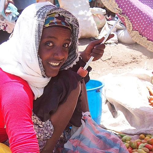 Route du café: il était une fois un peuple - Addis-Abeba -