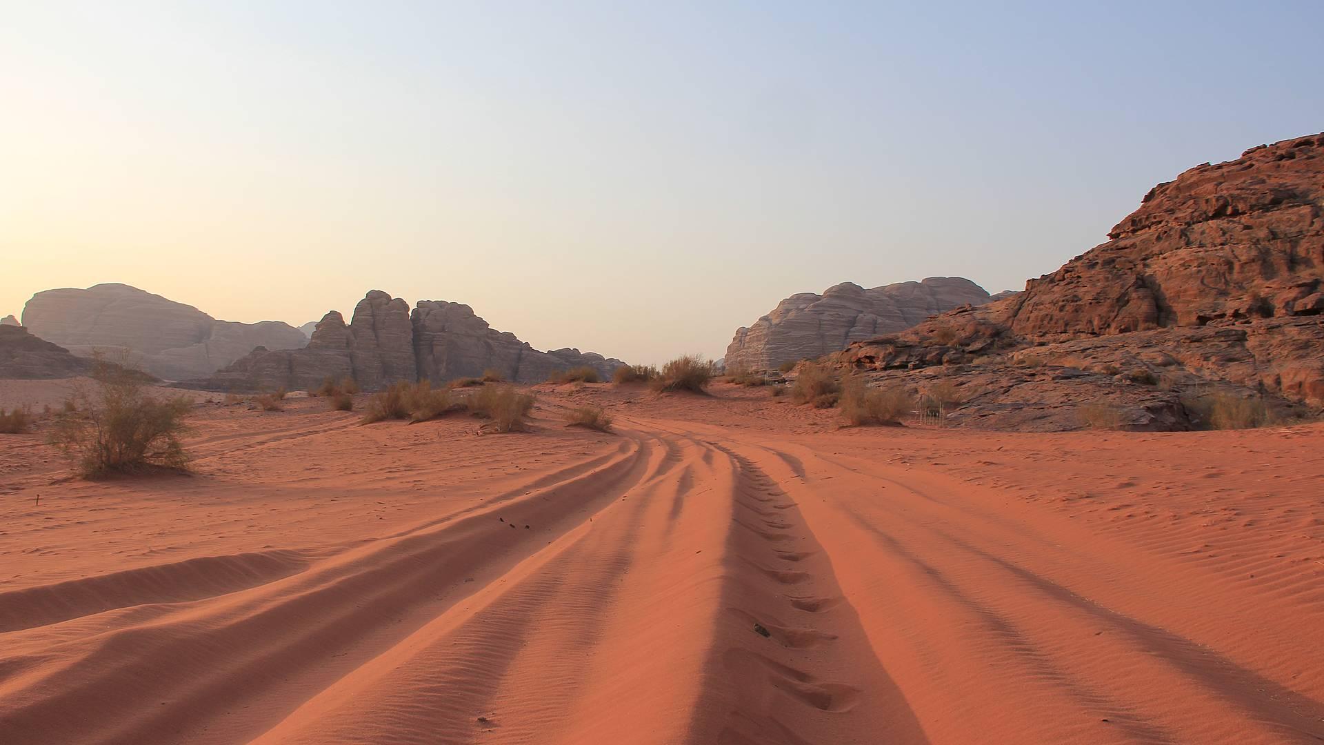 Autotour complet, de Jerash à la Mer Rouge