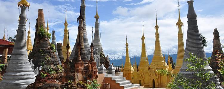Expériences uniques au pays au mille pagodes