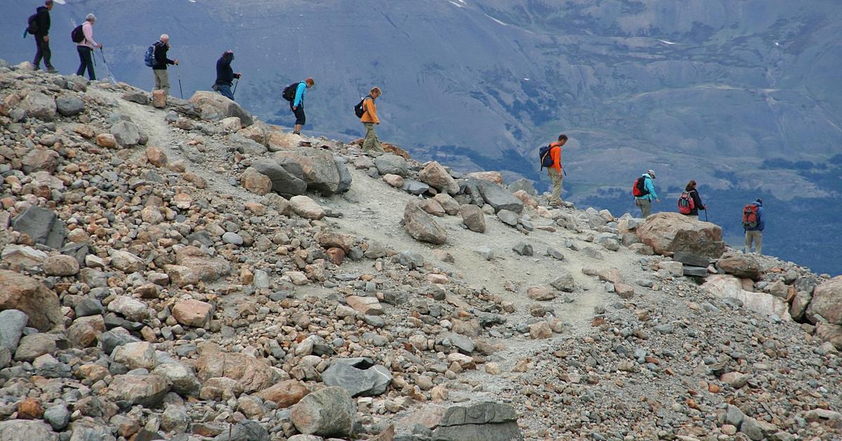 Voyage à pied : Trek en terres australes