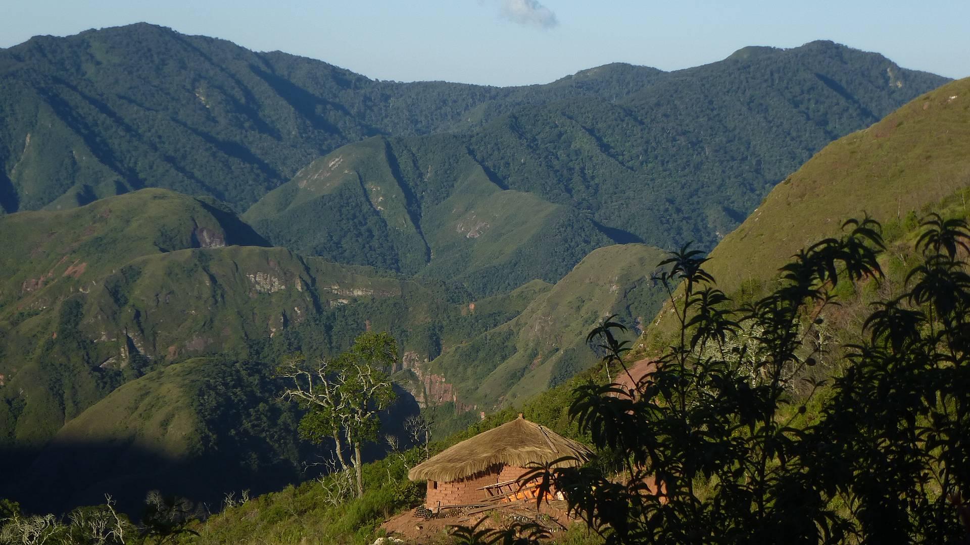 Des forêts tropicales aux volcans de l'Altiplano