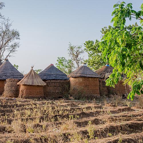 Burkina-Bénin, ethnies et traditions - Ouagadougou -