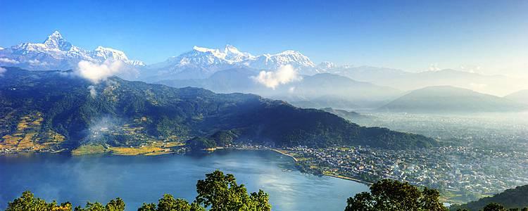 Himmlische Reise im Kathmandu-Tal