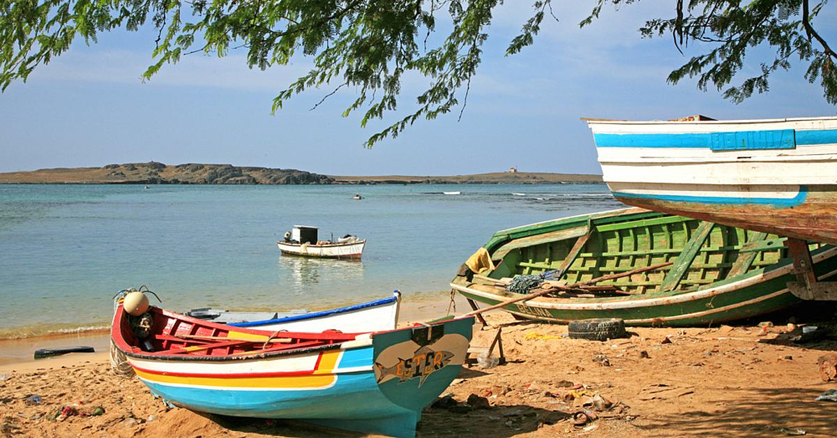 Voyage à pied : Randonnées couleurs Cap Vert