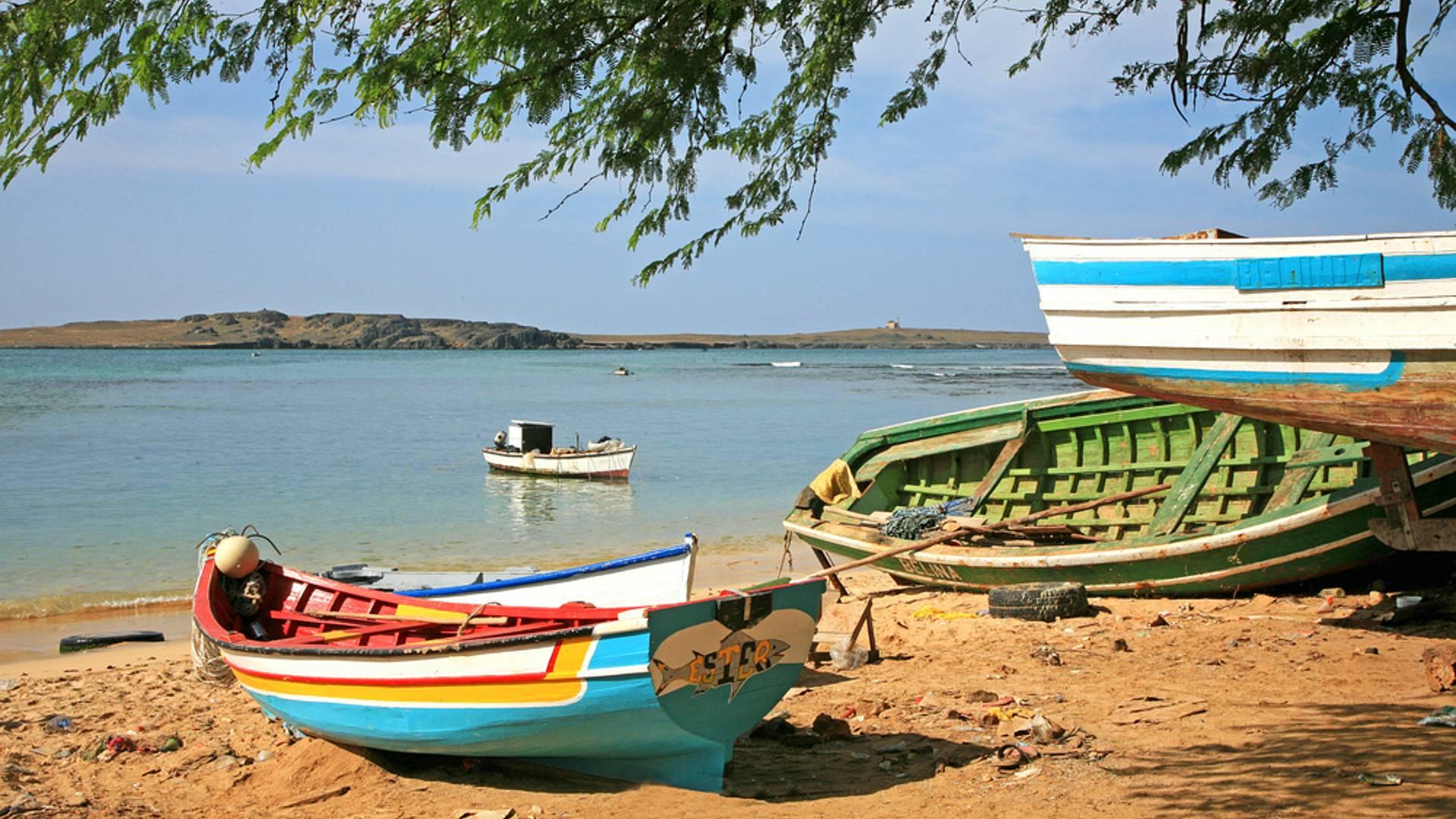 Randonnées couleurs Cap Vert